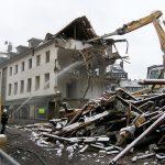 Asbestos During Demolition Work