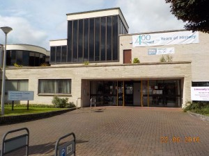 Conncil Offices Limavady
