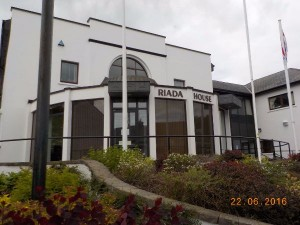 Council Offices Blymoney