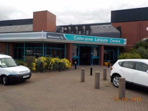 Leisure Centre Coleraine